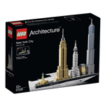 Lego y MegaBloks New York 199338