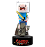 Hora de Aventuras Figura Movible Body Knocker Finn 15 cm