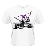 Camiseta Aerosmith - Pump