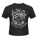 Camiseta All Time Low 199528