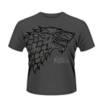 Camiseta Juego de Tronos (Game of Thrones) Direwolf