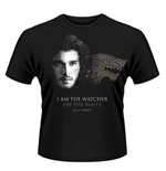 Camiseta Juego de Tronos (Game of Thrones) Watcher On The Walls