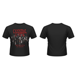 Camiseta Cannibal Corpse Butchered At Birth (2015)