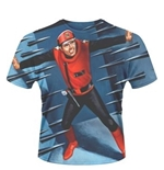 Camiseta Captain Scarlet 199631