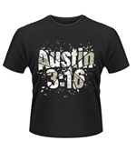 Camiseta WWE Stone Cold Steve Austin Glass
