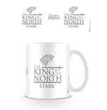 Juego de Tronos Taza King In The North