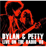 Vinilo Bob Dylan And Tom Petty - Live On The Radio '86 (2 Lp) 180gr