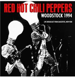 Vinilo Red Hot Chili Peppers - Woodstock 1994 (2 Lp)