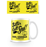 Better Call Saul Taza Logo