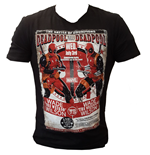 Camiseta Deadpool Deadpool Kills Deadpool