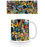 DC Originals Taza Comic Covers
