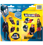 Pegatina Doctor Who 200376
