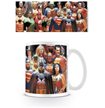 Justice League Taza Volume 1