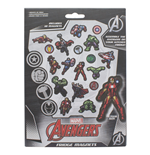 Marvel Comics Set de Imanes Avengers