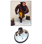 Marvel Estatua Premier Collection Wolverine 23 cm