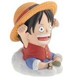 One Piece Hucha Luffy 10 cm