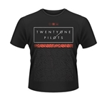 Camiseta Twenty One Pilots 200559