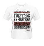 Camiseta Twenty One Pilots Athletic Stack