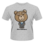 Camiseta Ted Grrrrmondays