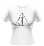 Camiseta Harry Potter Deathly Hallows Symbol