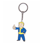 Llavero Fallout - Vault Boy Approves