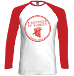 Camiseta 5 seconds of summer 201202