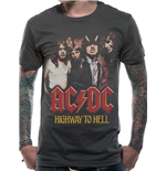 Camiseta AC/DC - Highway To Hell Photo