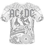 Camiseta AC/DC - Black Ice