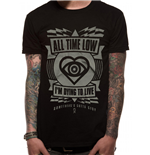 Camiseta All Time Low 201718