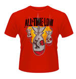 Camiseta All Time Low 201723