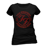 Camiseta Foo Fighters 202620