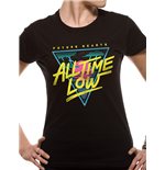 Camiseta All Time Low - Future Hearts