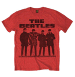 Camiseta Beatles - Long Tall Red