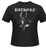 Camiseta Bathory - Goat