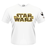 Camiseta Star Wars - The Force Awakens - Hyperspace Logo