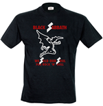 Camiseta Black Sabbath 203877