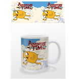 Taza Hora de aventuras - Jake And Finn Flying