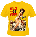 Camiseta Attack Of The 50FT Woman 204844