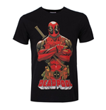 Camiseta Deadpool 204953