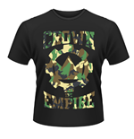 Camiseta Crown the Empire - Run And Hide