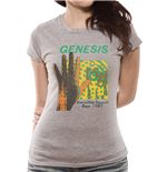 Camiseta Genesis - Invisible Touch