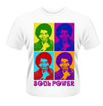 Camiseta James Brown 205634