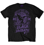 Camiseta Black Sabbath 206466