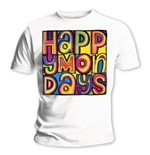 Camiseta Happy Mondays 206753