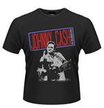 Camiseta Johnny Cash  - San Quentin