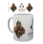 Taza Assassins Creed 207060