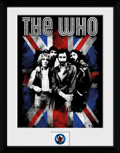 Póster The Who 208260