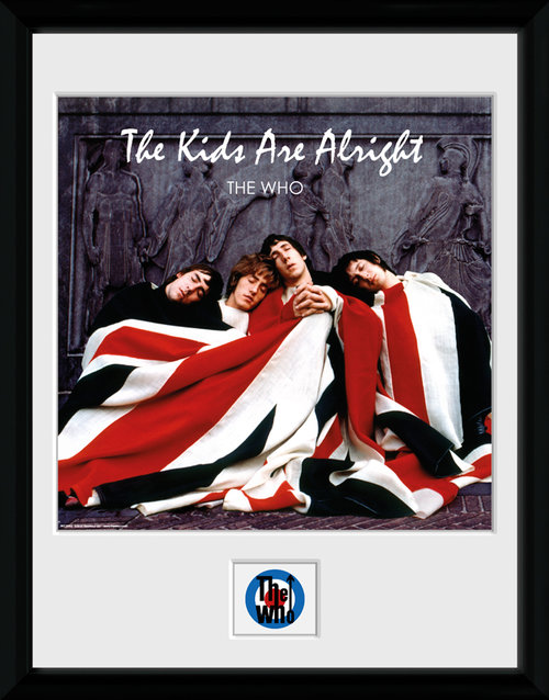 Póster The Who 208261