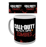 Taza Call Of Duty - Black Ops 3 - Zombies