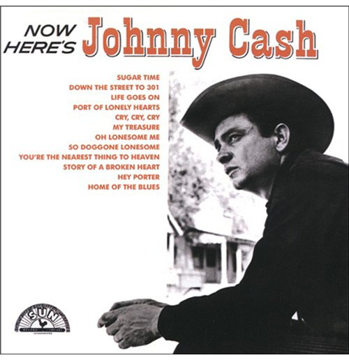 Vinilo Johnny Cash - Now Here's